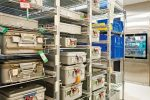 Belintra Healthcare Storage Shelving