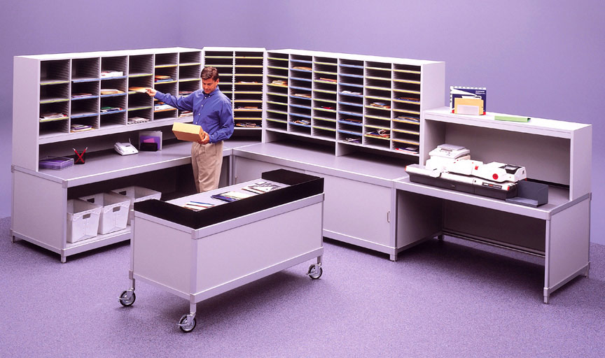 Mail Sorting Storage Systems for Business Applications