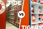 Clemson vs Alabama