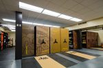 Athletic Equipment Storage at Wake Forest University